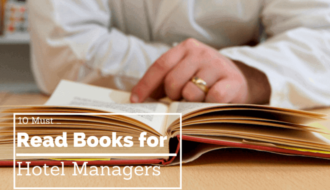 books hotel managers should read