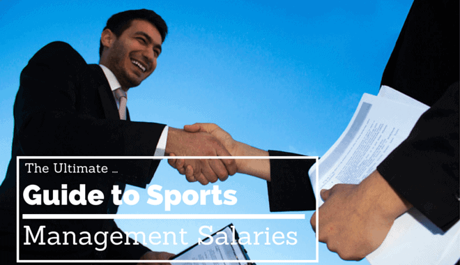 sports managers salaries