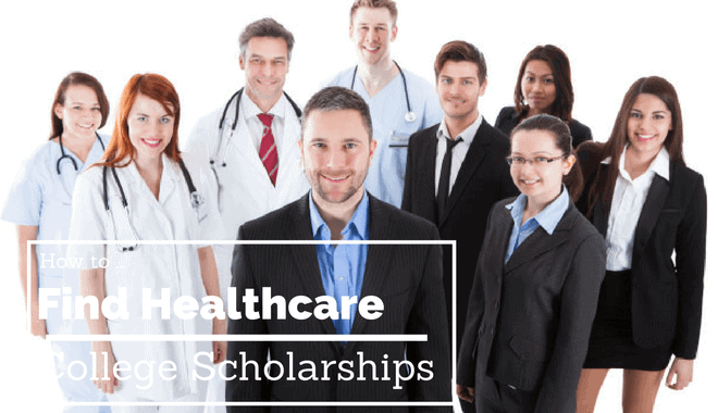 college scholarships in healthcare administration