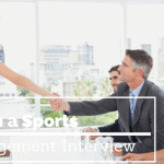 sports management interview guide