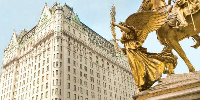 The Plaza Hotel New York City New York