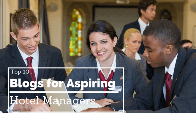blogs for hotel managers