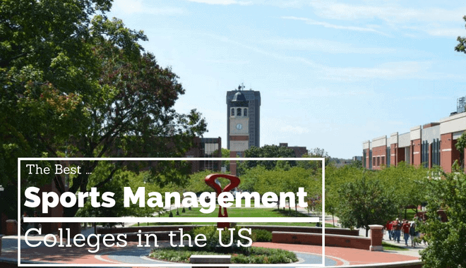 US Best Sports Management Colleges