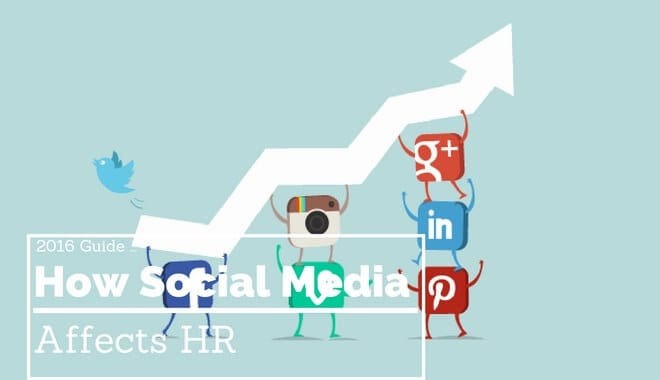 learn how social media affects hr