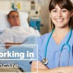 what are the benefits of working in healthcare
