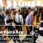 are career fairs worth it