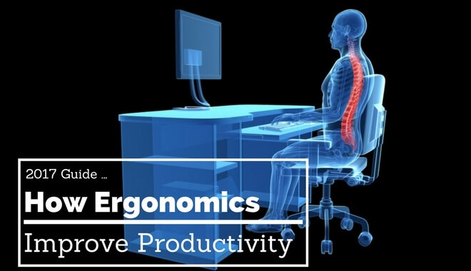 ergonomics improving productivity guide