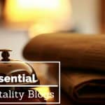 25 Essential Hospitality Blogs