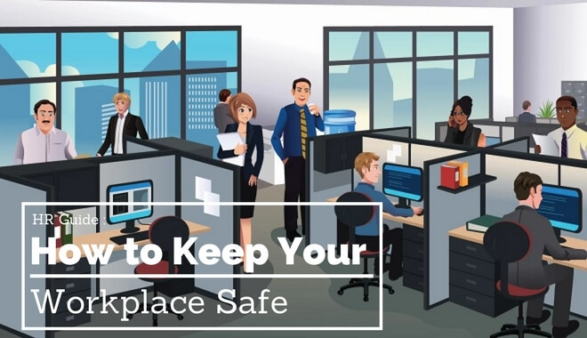 keeping your office safe hr guide
