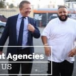 us talent agencies